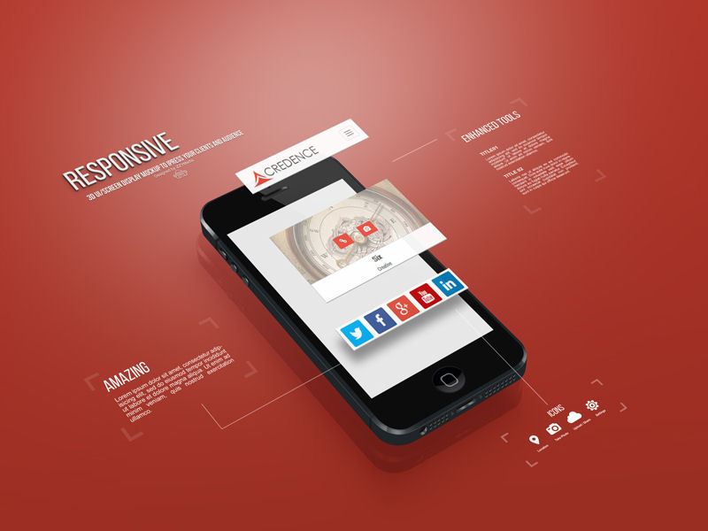 3dphone-Credence